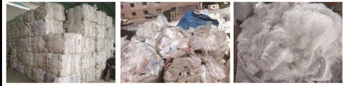 Линия дробления, мойки и сушки используется для материалов разной степени загрязнения